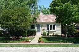 5346  BENNETT RD Photo type: Primary View 2007