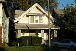 3383 N DETROIT AVE Photo type: Primary View 2007