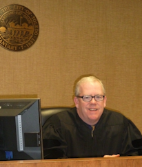 photo of Judge Connelly