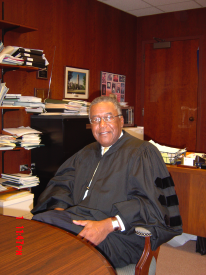 photo of Judge C. Allen McConnell
