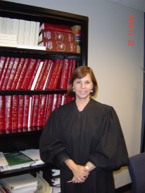 photo of Judge Denise Navarre-Cubbon