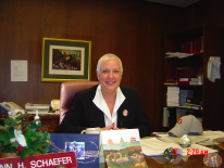 Toledo Legal News : News : Municipal Court Judge Lynn Schaefer